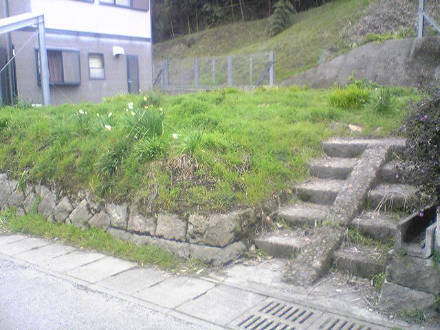 西坂元町 土地