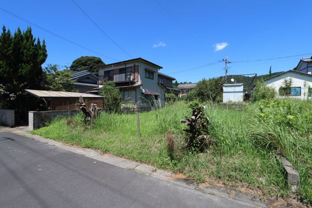 東俣町 土地