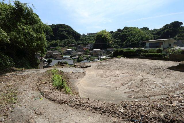 上竜尾町 土地