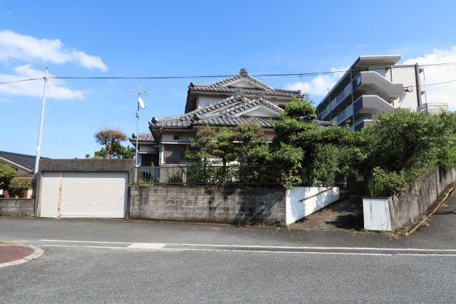 平川町 土地