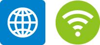 インターネット環境、Wi-Fi環境