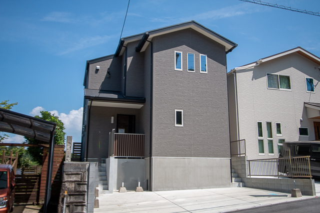 東坂元2丁目 新築戸建