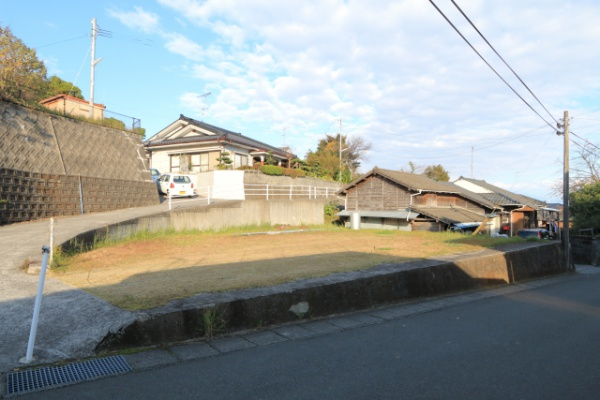 喜入瀬々串町 土地